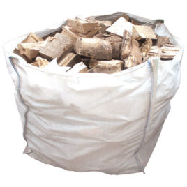Bulk Bag Firewood Logs – LARGE LOGS